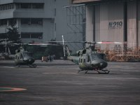 PTDI Delivers Two Bell 412EPI Multirole Medium Helicopters to Indonesian Army