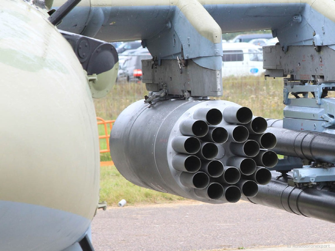 S-13 unguided aircraft rocket