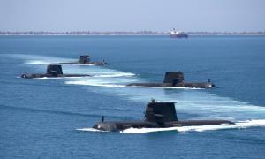 Royal Australian Navy Submarines Add Extra Layer of Realism on Talisman Sabre