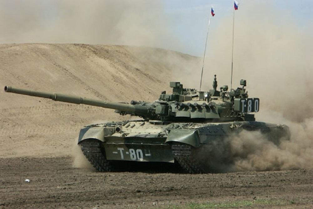 T-80BVM Main Battle Tanks