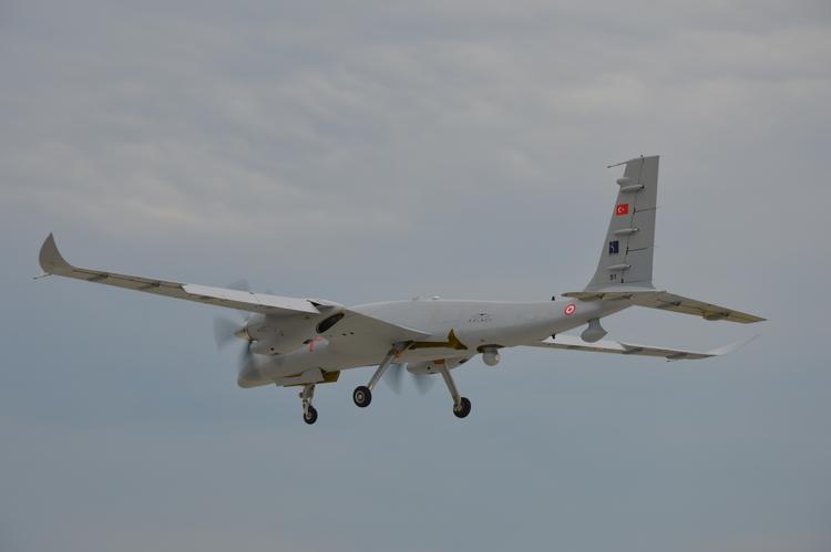 Bayraktar Akinci Unmanned Combat Aerial Vehicle