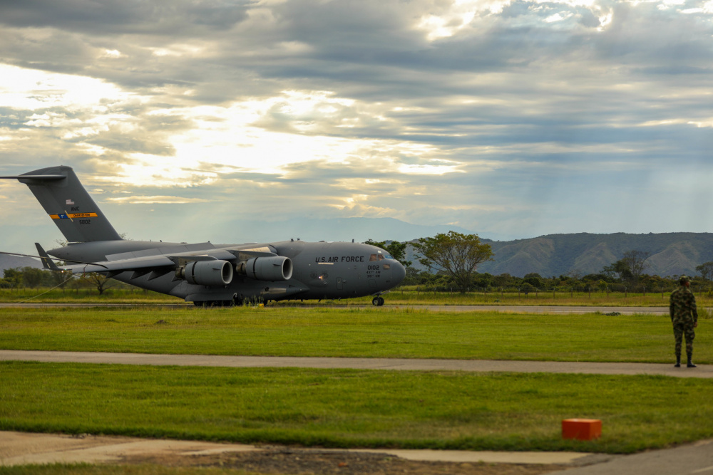 US Army 82nd Airborne Division Set to Begin Dynamic Force Employment Exercise in Colombia