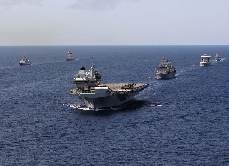 UK Carrier Strike Group (UKCSG)