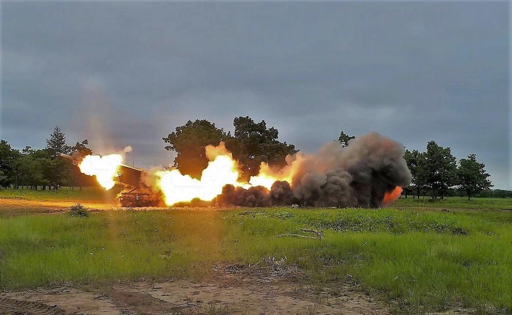 Japan Ground Self-Defense Force M270 Multiple Launch Rocket System (M270 MLRS)
