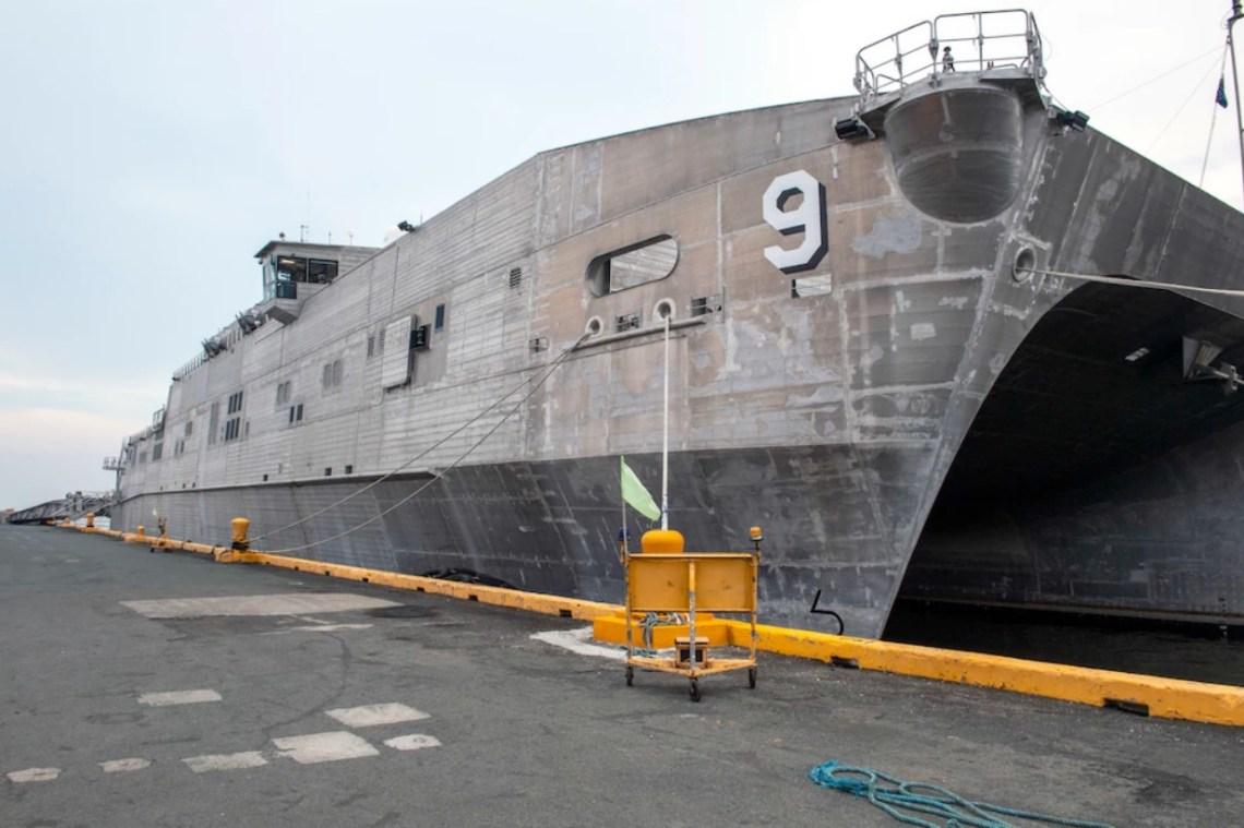 US Navy Pacific Fleet Kicks Off 16th Pacific Partnership Drill in Manila, Philippines