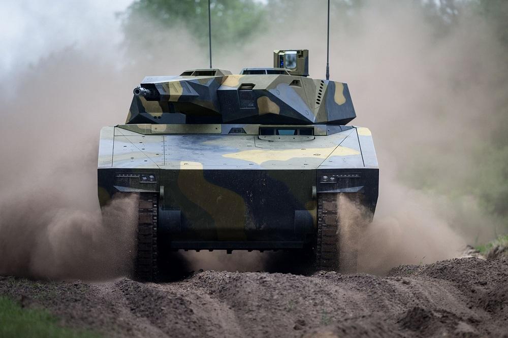 Rheinmetall Lynx KF41 infantry fighting vehicle