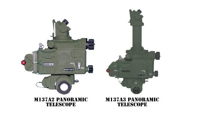 Seiler's M137A2-A3  Panoramic Telescope