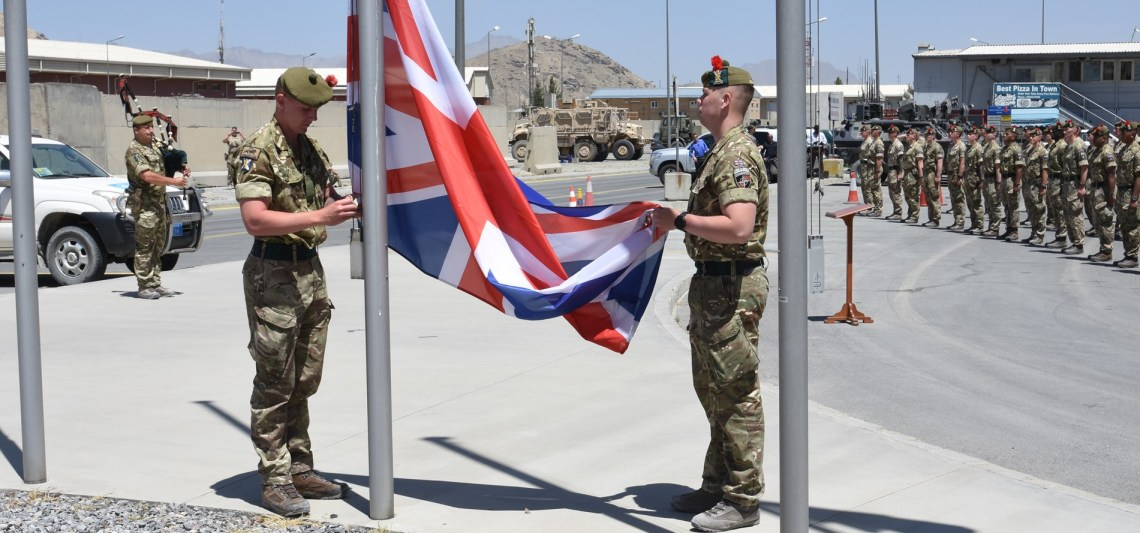British Army to withdraw from NATO mission as UK support moves to new phase in Afghanistan