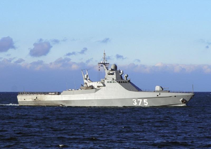 Russian Navy Project 22160 Patrol Ship Dmitry Rogachev (375)