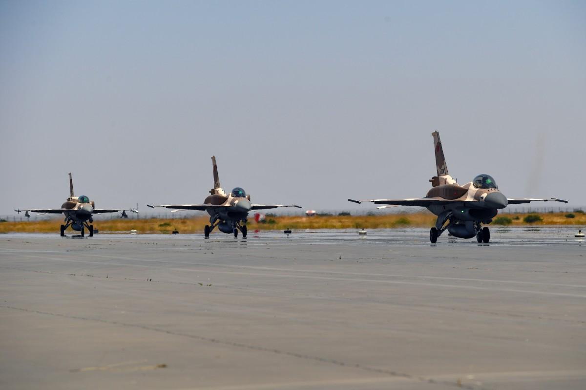 Royal Moroccan Air Force F-16