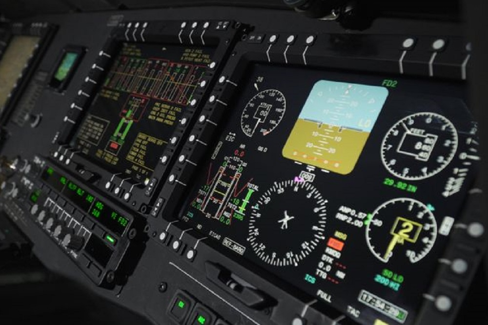 Northrop Grumman's UH-60V integrated mission equipment package offers our OpenLift open architecture and a modernized glass cockpit.