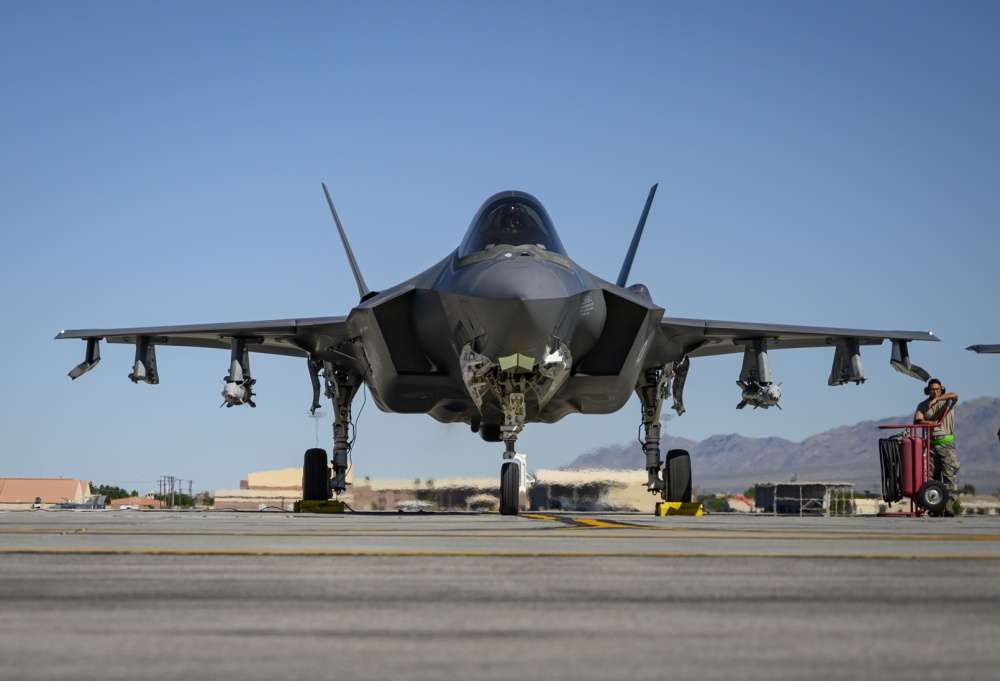 F-35 Joint Program Office Begins Deployment of New Logistics Hardware to F-35 Squadrons