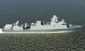 Israel Shipyards Unveils Detailed Design Phase for Construction of Israeli Navy Reshef Class
