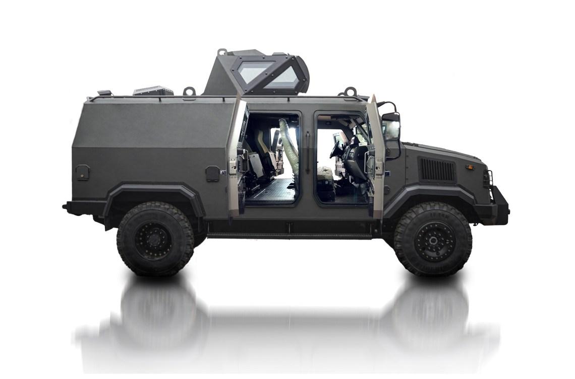NPO Practika Kozak-5 Armored Vehicles
