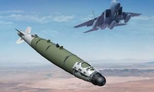 Boeing Laser Joint Direct Attack Munition (Laser JDAM)