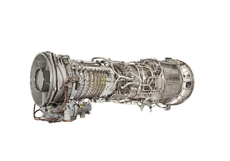 The 33,600-shp LM2500 is GE's most popular marine gas turbine, powering more than 400 ships in 33 world navies.