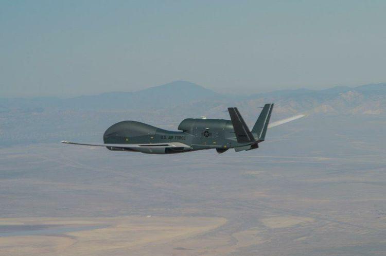 Northrop Grumman RQ-4B Block 30 Global Hawk