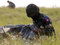 Royal Thai Army Paratroopers Complete Airborne Operation with US Army 82nd Airborne Division