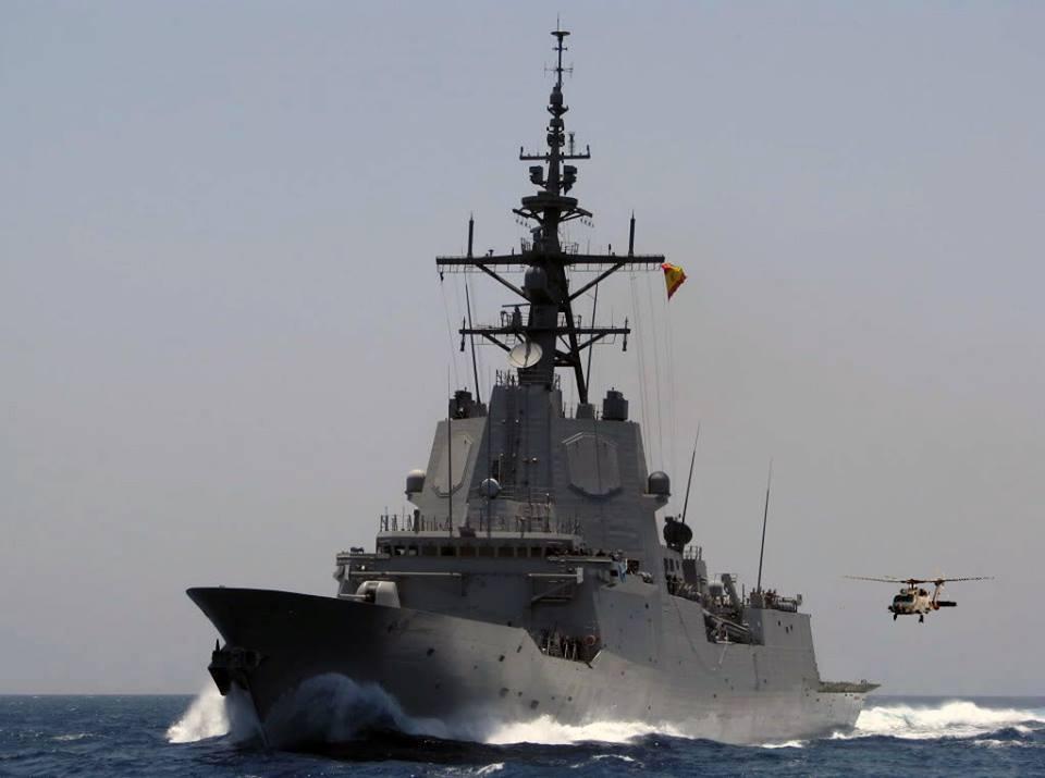 Spanish Shipyard Navantia Shortlisted for Polish Navy Transfer of Technology Frigate Program