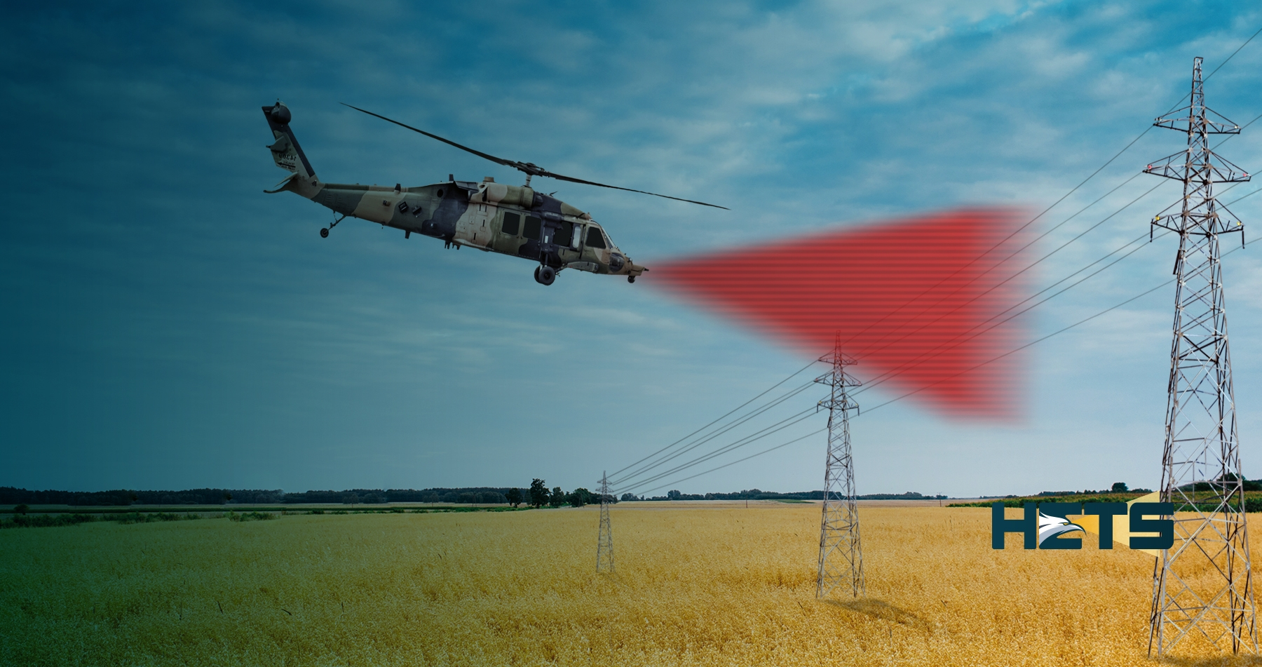 Turkey's Meteksan Unveils HETS Active Helicopter Obstacle Detection System