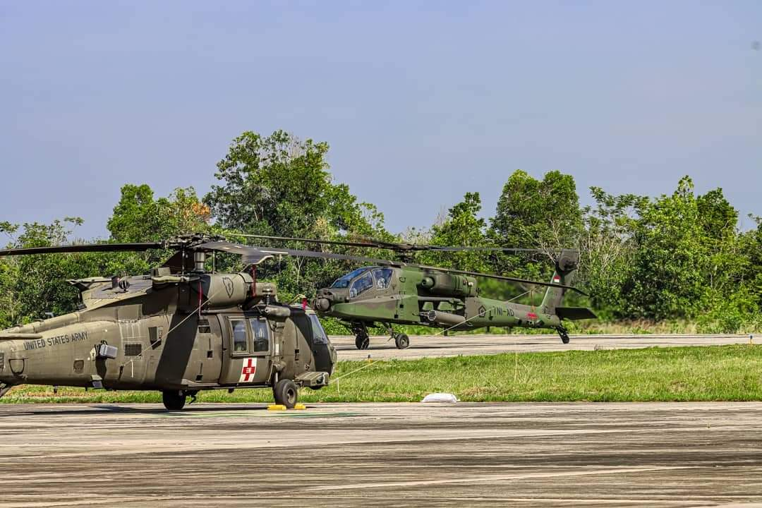 US and Indonesian Armies Strengthen Partnership with Garuda Shield 2021 Military Exercise