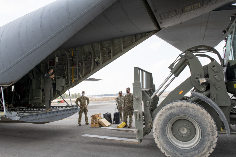 US Air Force and Israel Defense Forces Complete Exercise Juniper Falcon 2021-2 in Israel
