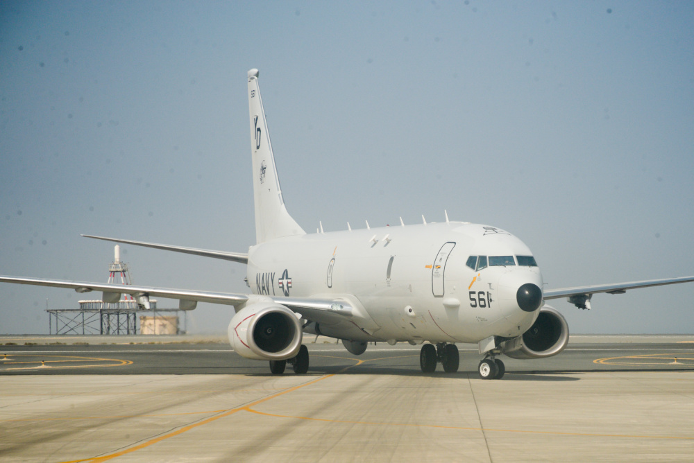 US Navy NAVSUP WSS Integrated Weapons Support Team Helps P-8A Poseidon Meet Fully Mission Capable Goals