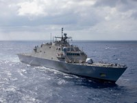 US Navy USS Sioux City (LCS 11) Completes 4th Fleet Deployment