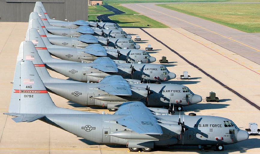 US Air Force Names Mansfield-Lahm ANG Base as Preferred Site for Cyber Warfare Wing