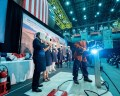 Electric Boat Marks Keel Laying of Virginia-Class Submarine UTAH (SSN 801)