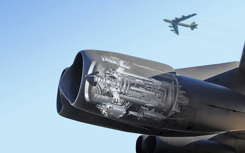 Rolls-Royce F-130 engine