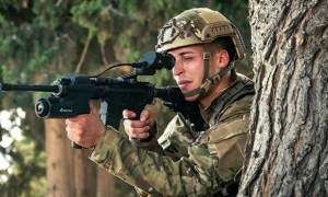 Elbit Systems Unveils ARCAS Computerized AI-Powered for Assault Rifles