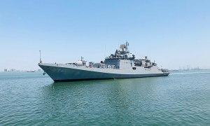 Indian Navy INS Talwar (F40)