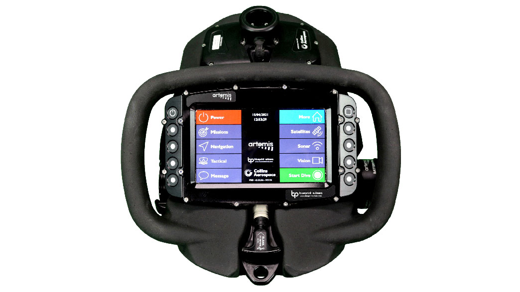Military Underwater Navigation System with M-Code (MUNS-M)