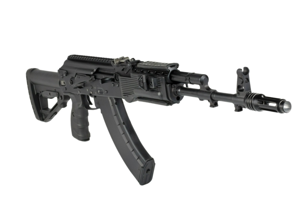 Kalashnikov AK-203 7.62mm Assault Rifle