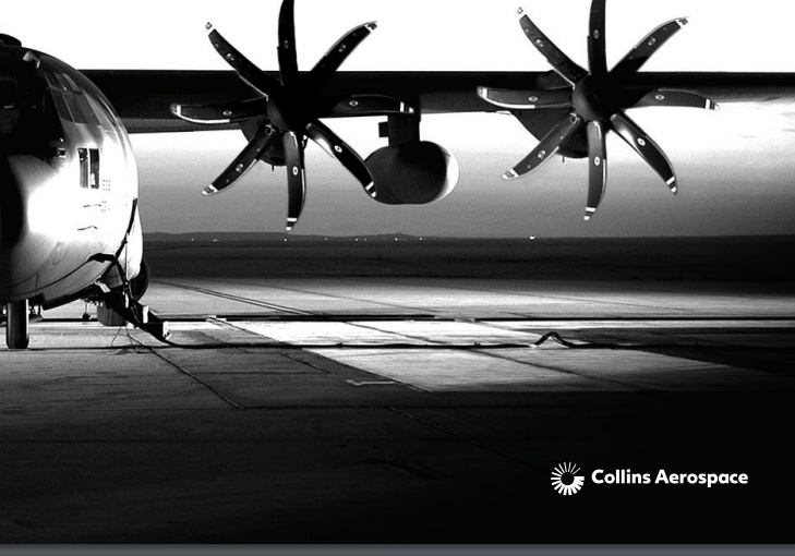 US Air Force Orders Collins Aerospace NP2000 Propeller System for More C-130H