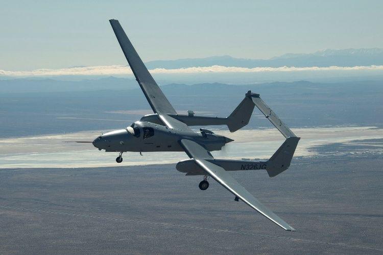 Northrop Grumman's Firebird unmanned air vehicle