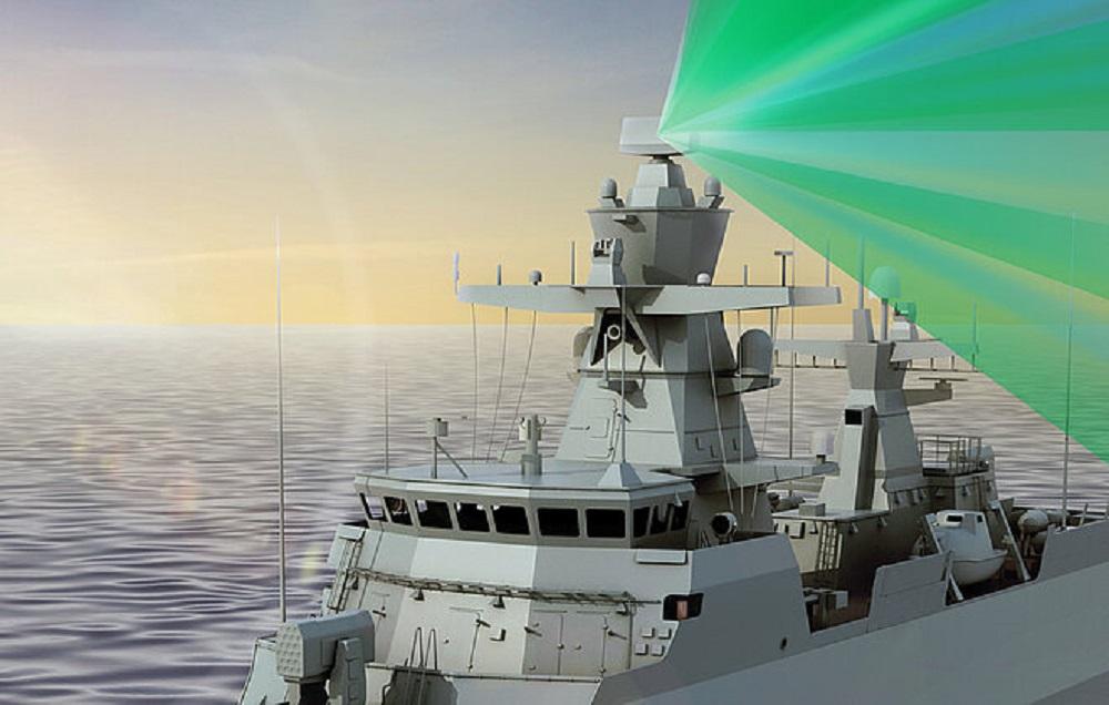 "HENSOLDT Unveils Its New Three-dimensional Multi-mission Naval Radar ""Quadome"""