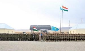 India and Kazakhstan Complete Exercise Kazind-21 at Training Node Aisha Bibi