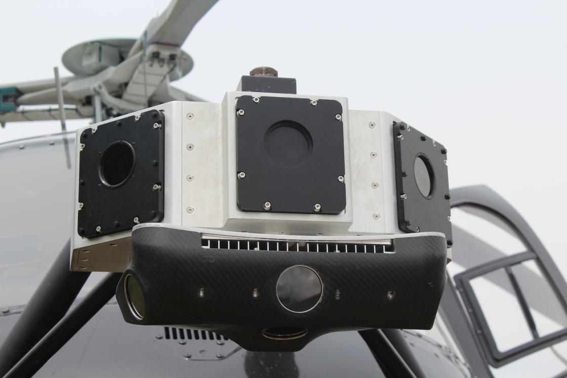 Leonardo's Multi Aperture InfraRed (MAIR) Threat Warning System to Enter Production