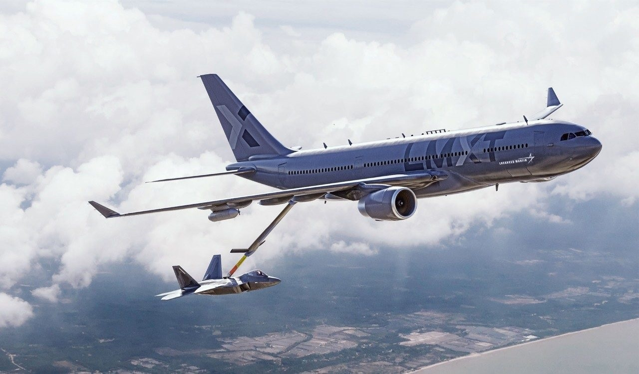 Lockheed Martin Introduces LMXT Strategic Tanker for US Air Force's KC-Y Program