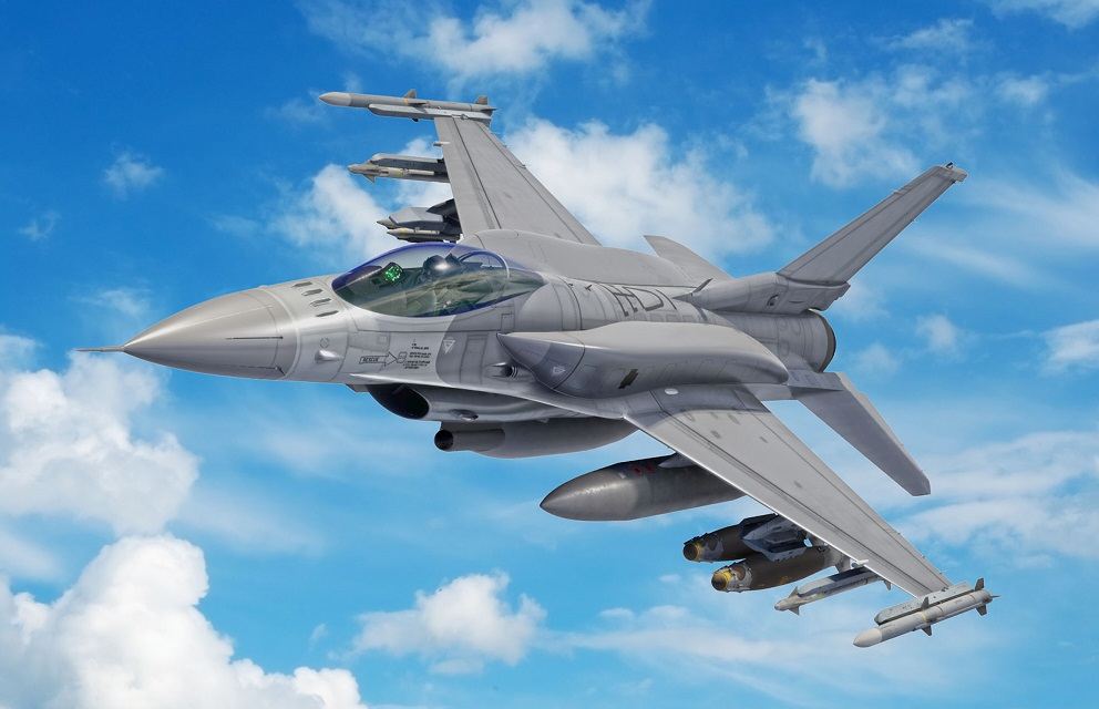 Lockheed Martin's Johnstown Facility To Build Parts For New F-16 Manufacturing Work