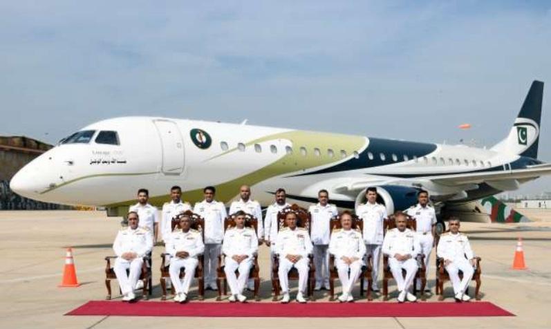 Pakistan Navy Inducts Sea Sultans Long Range Maritime Patrol (LRMP) Jet Aircraft