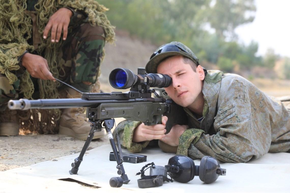 Pakistani-Russian Joint Military Exercise Druzhba-2020