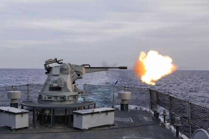 Mini-Typhoon remote operating weapon systems
