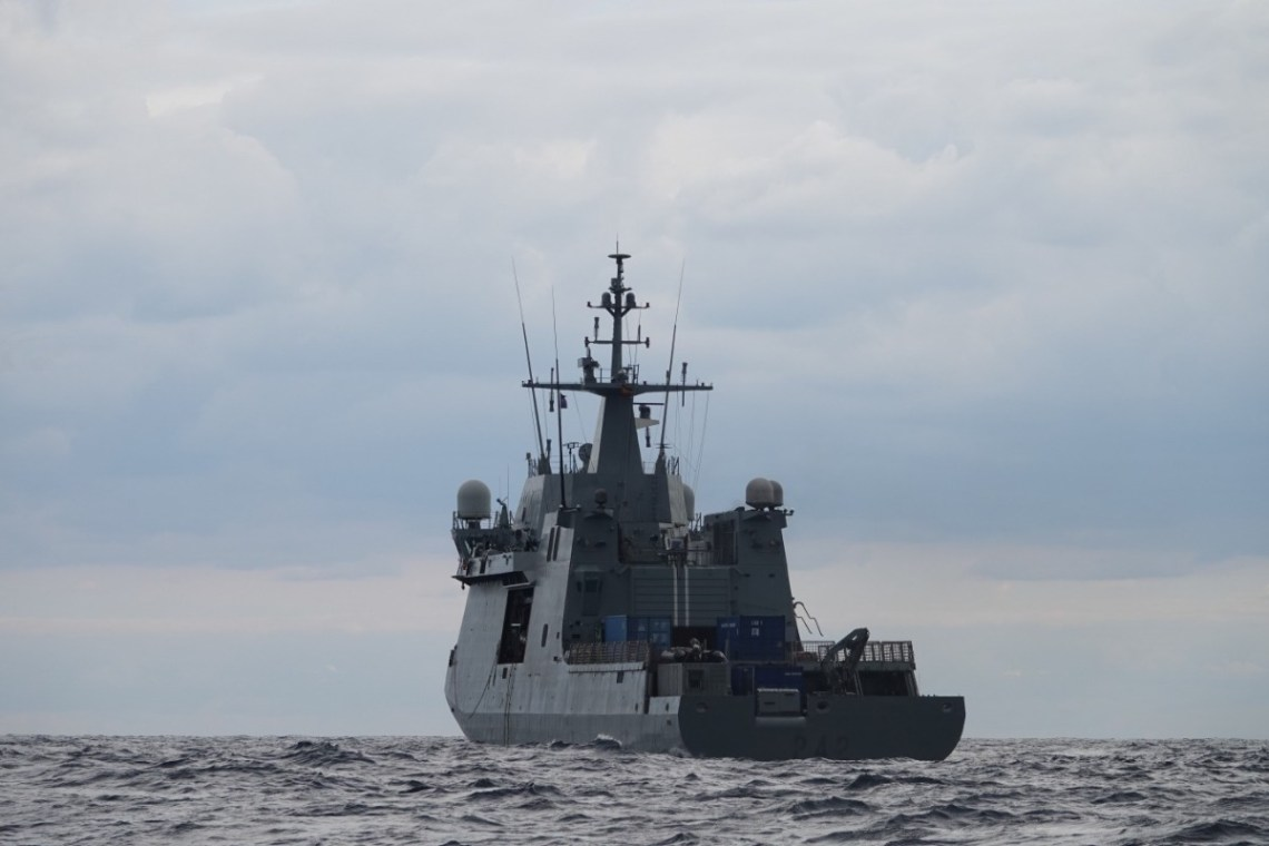 Standing NATO Mine Countermeasures Group Two (SNMCMG2) Ships Return to Black Sea