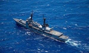Philippine Navy BRP Andres Bonifacio