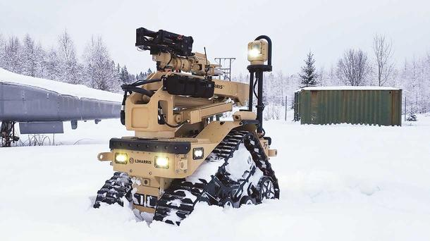 L3Harris Technologies T7™ Multi-Mission Robotic System