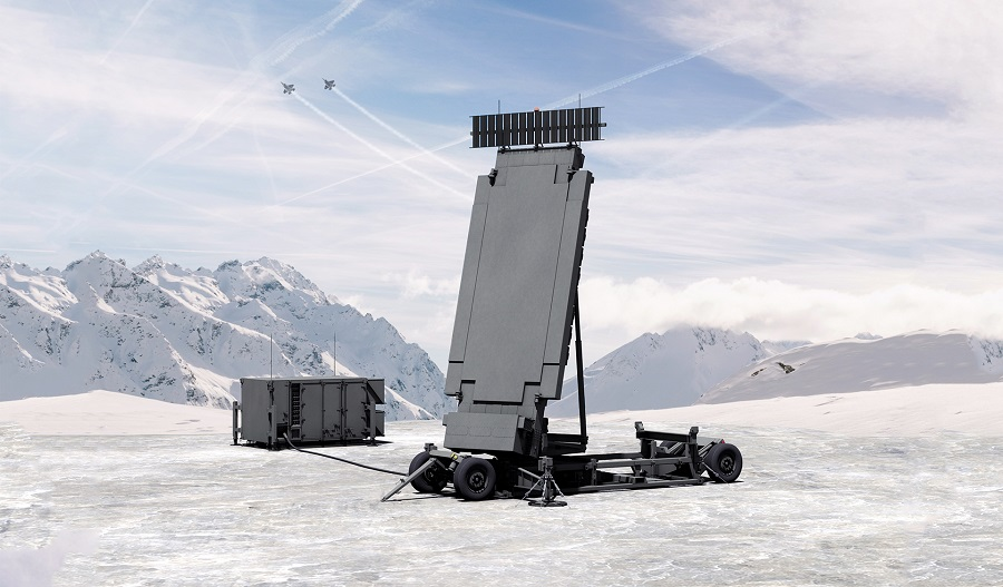 TPY-4 Radar Earns Official US Government Designation AN/TPY-4(V)1