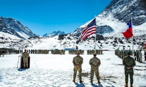 US Army and Chilean Army Complete Southern Vanguard Training Exercise in Andes Mountain